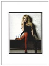 Kylie Minogue Autograph Signed Photo
